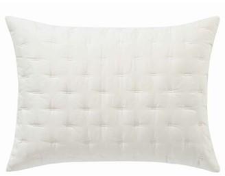 Vera Wang Luster 100% Cotton Envelope Sham Size: Standard