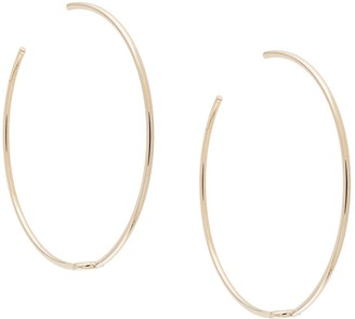 D'heygere Large Hoop Earrings