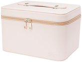 The Vintage Cosmetic Company Train Case, Dusty Pink