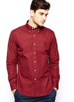 Check Shirt in Slim Fit