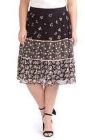 Floral Skirt - ShopStyle