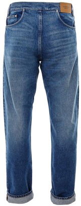 Burberry Reconstructed Relaxed Fit Jeans