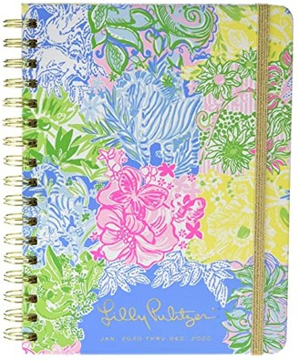 Lilly Pulitzer Large 12 Month Agenda