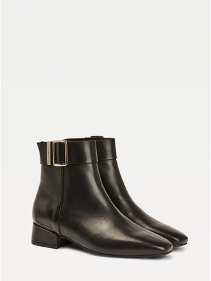 Tommy Hilfiger Buckled Ankle Boot