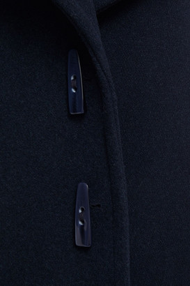 See by Chloe Wool-blend Felt Vest