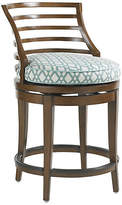 Tommy Bahama Pacifica Swivel Counter Stool