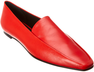 The Row Minimal Leather Loafer