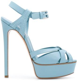 Casadei Blade strappy sandals