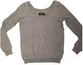 Eleven Paris Anthracite Cashmere Knitwear for Women