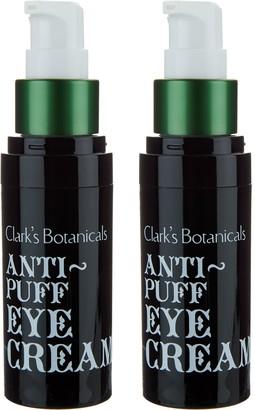 Clark's Botanicals Anti-Aging Eye Cream Duo