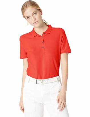 Calvin Klein Golf Women's Performance Cotton Pique Polo