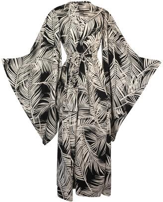 Jennafer Grace La Playa Kimono