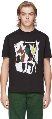Our Legacy Black Table Swordfish New Box T-Shirt