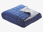 Habitat Blue Reversible Quilt