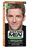 Just For Men Original Formula Men's Hair Color, Ash Brown (Pack of 3)