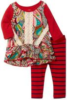 Mimi & Maggie Highland Ave & Leggings 2-Piece Set (Baby & Toddler Girls)