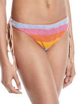 Tularosa Corin Crochet Tie-Side Swim Bikini Bottoms