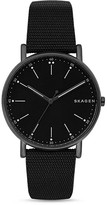 Skagen Signature Nylon Strap Watch, 40mm