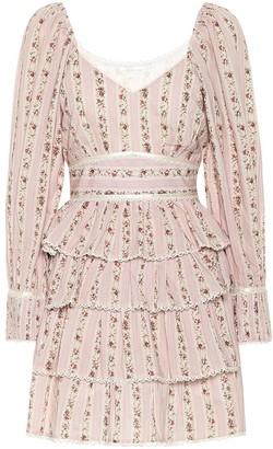 LoveShackFancy Astor cotton dress