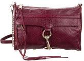 Rebecca Minkoff Embossed M.A.C. Crossbody Bag