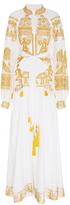 Yuliya Magdych Swan Wedding Dress