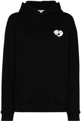 Givenchy Logo-Graphic Cotton Hoodie