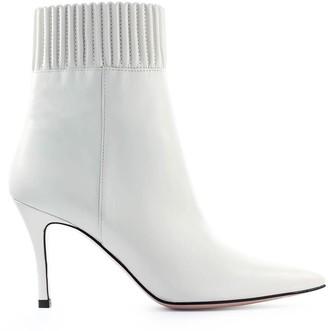 Roberto Festa White Christa Ankle Boot