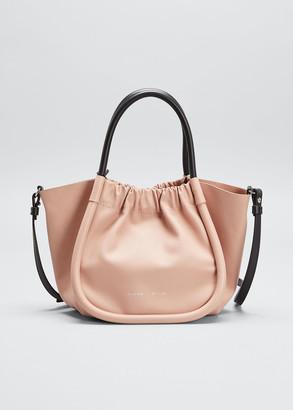 Proenza Schouler Ruched Top Handle Tote Bag
