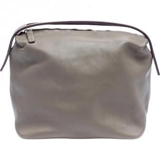 Loewe Green Leather Handbags