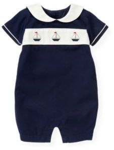 Janie and Jack Sailboat One-Piece