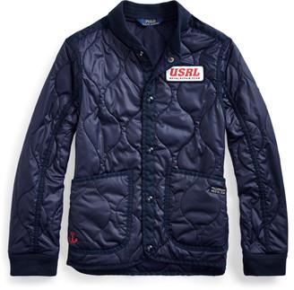 Ralph Lauren Naval-Inspired Jacket
