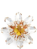 Cara Women's Crystal Flower Pin