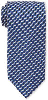 Altea Neat Pattern Silk Tie