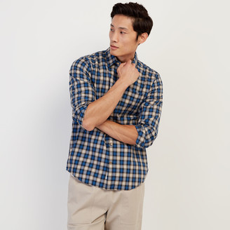 Roots Waverely Plaid Shirt