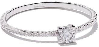 Wouters & Hendrix Gold 18kt gold diamond Uzerai exclusive ring