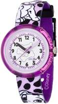 Swatch Women's 101 Dalmatians ZFLNP012 Stainless Steel Wrist Watches