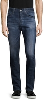 AG Adriano Goldschmied Nomad Modern Slim Fit Distressed Jeans
