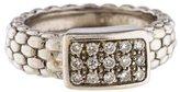 Fope 18K Diamond Cocktail Ring