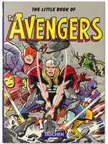 Taschen The Little Book of The Avengers