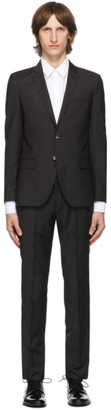 HUGO BOSS Black Arti and Hesten Extra Slim Fit Wool Suit