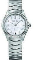 Ebel Ladies New Wave Diamond Watch 1216194