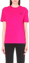 McQ by Alexander McQueen Swallow-motif cotton-jersey t-shirt