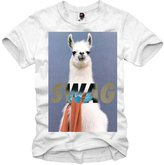 E1syndicate T-Shirt Lama Swag Dope Llama Del Rey Lana Blogger Hipster Indie S/M/L/Xl