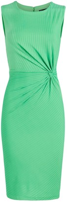 New York & Co. Twist-Front Sheath Dress