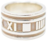 Tiffany & Co. Atlas 925 Sterling Silver Ring Size 5.5