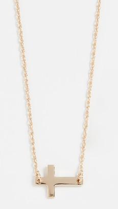 "Jennifer Zeuner Jewelry Theresa 1/2"" Necklace"