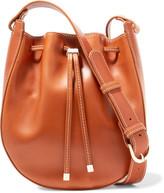 Vanessa Seward Dakota Leather Bucket Bag - Tan