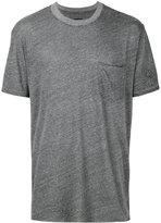 RtA patch pocket T-shirt - men - Cotton/Polyester/Rayon - S