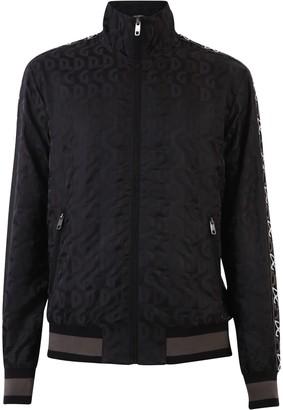 Dolce & Gabbana Logo Zip-Up Sweatshirt