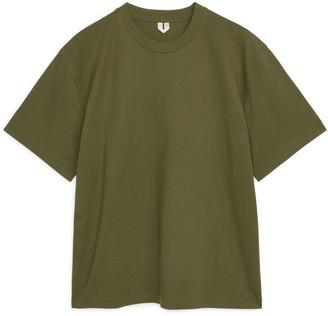 Arket Oversized Heavyweight T-shirt